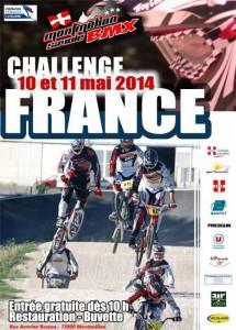 Dossier d'invitation Challenge France BMX 2014 Sud Est - MONTMEL