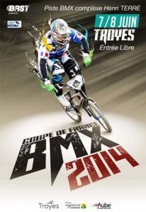 Coupe de France BMX 2014 - TROYES