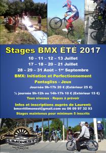 Stage Ete