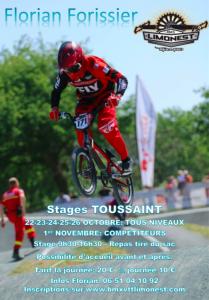 stage Toussaint 2018
